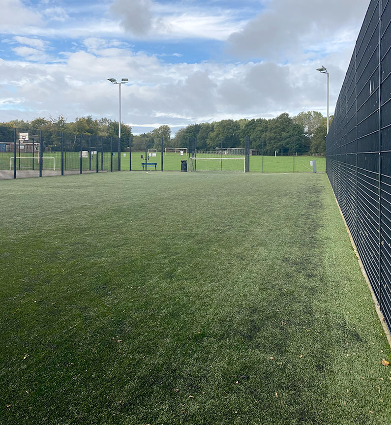 3G Five-A-Side Football Pitch