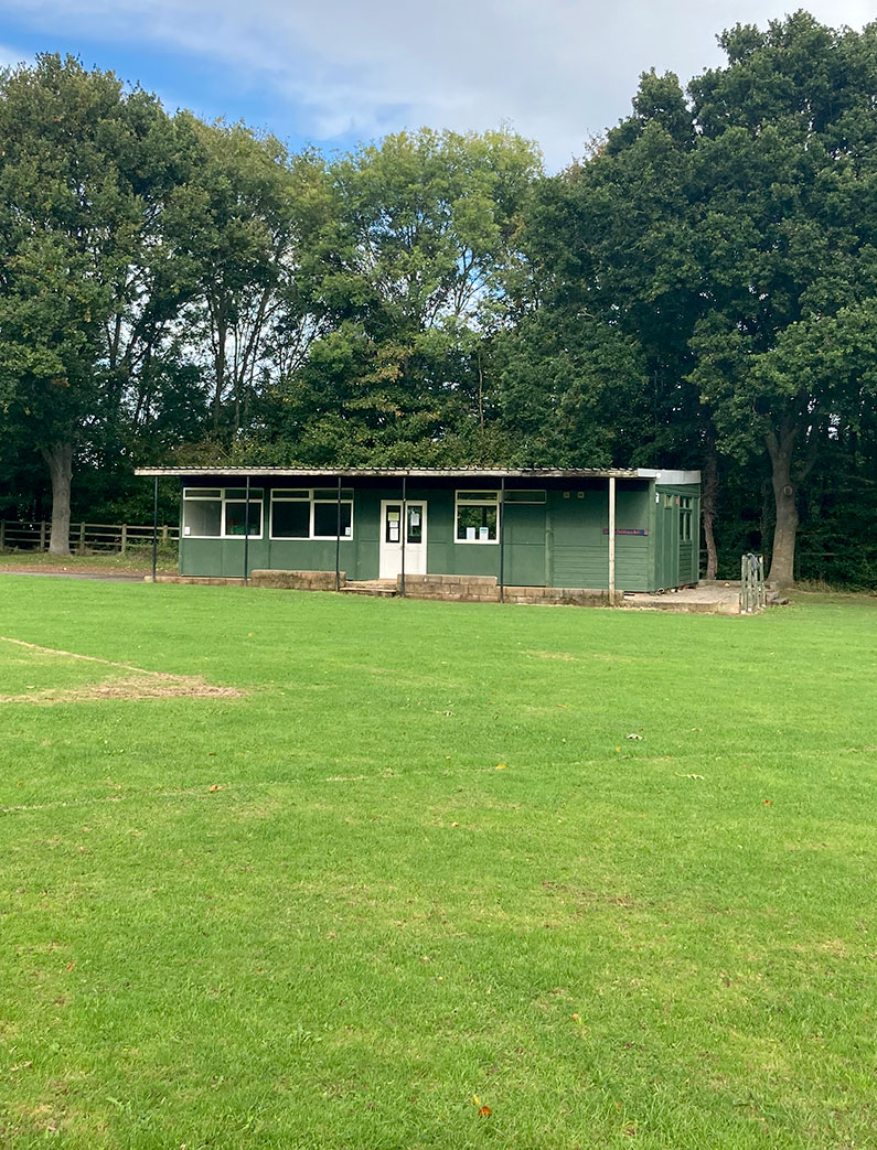 Clubhouse Nether Stowey Recreation Ground