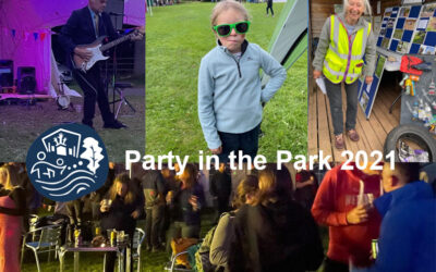 Nether Stowey Party in the Park 2021